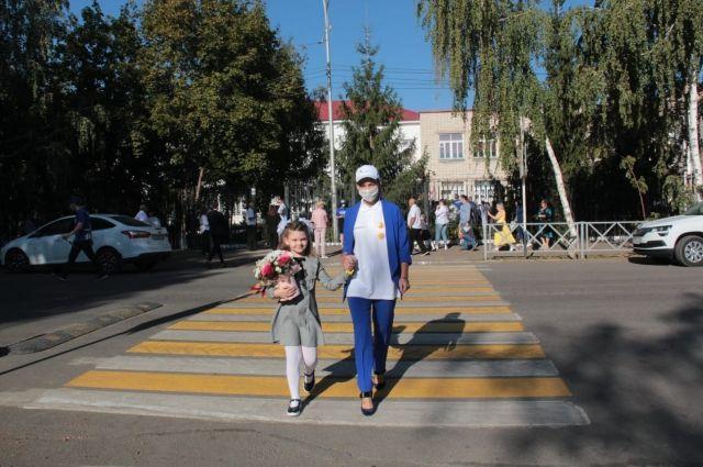 Сотрудники Оренбургнефти в Бузулуке провели акцию для детей по безопасности дорожного движения.