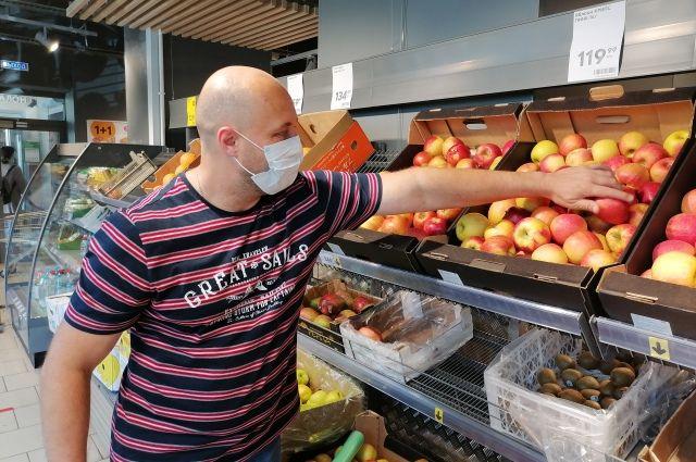 Цены на яблоки способны отбить аппетит