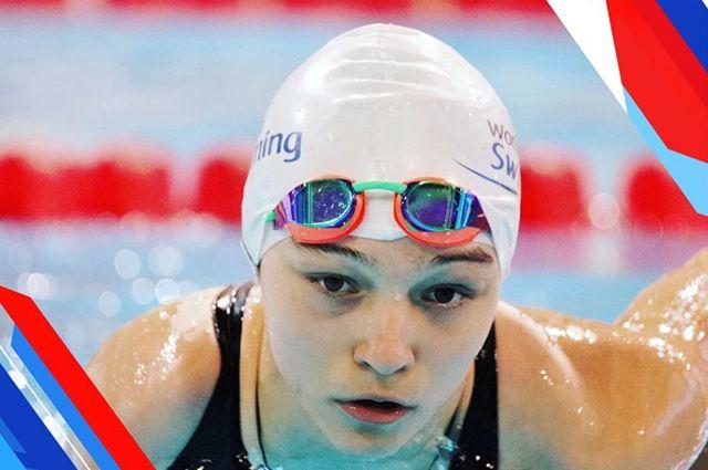 Виктория Ищиулова завоевала третью медаль Паралимпиады в Токио.