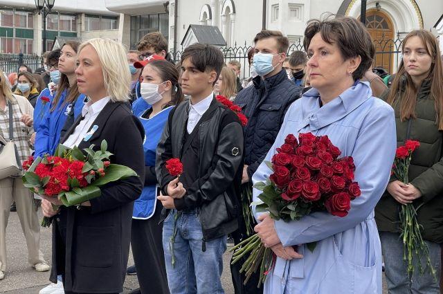 Светлана Разворотнева призвала россиян сплотиться в борьбе с терроризмом