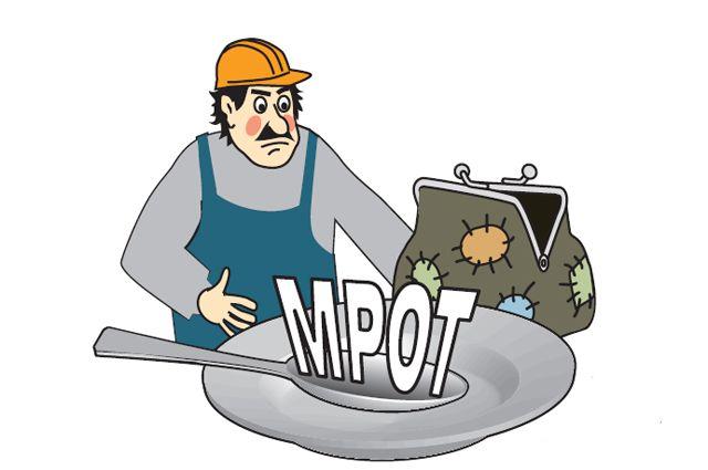 В одном из предприятий Оренбуржья некоторым сотрудникам платили зарплату ниже МРОТ.