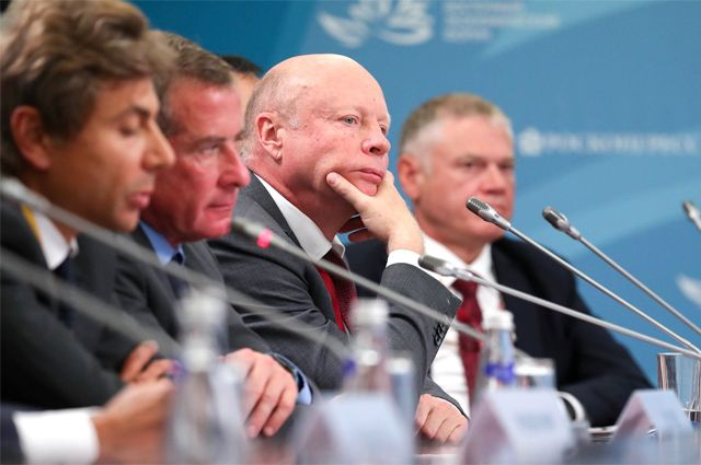 Восточный экономический форум. «Интеррос» инвестирует в Дальний Восток