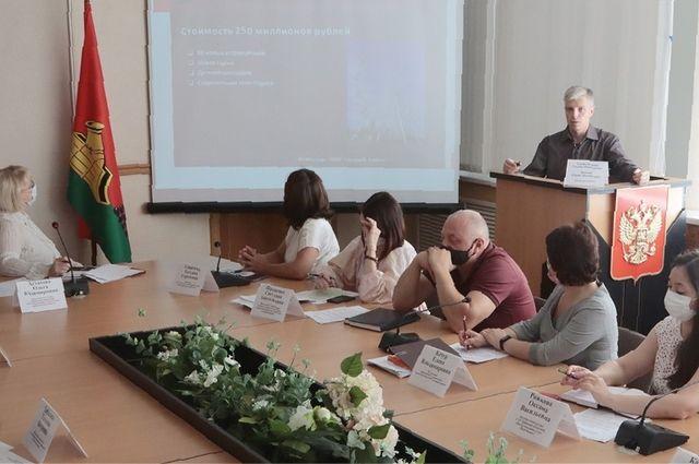 Представители туристического кластера презентовали свой проект на прошлой неделе в администрации.