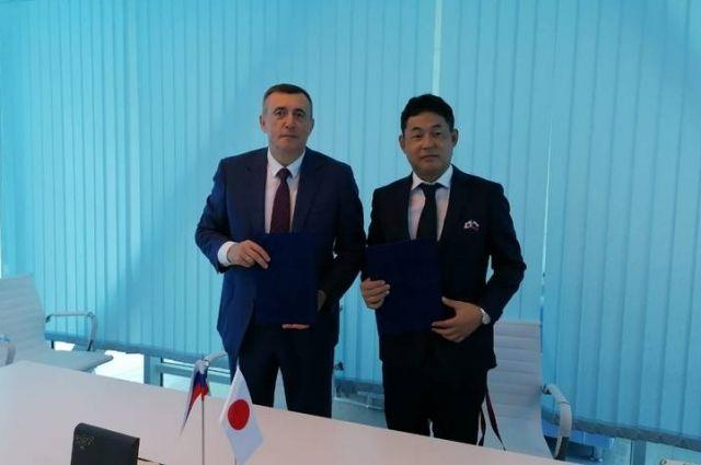 Наши японские партнеры в рамках соглашения изучат возможности применения новых технологий при реализации проектов водородного кластера на Сахалине.