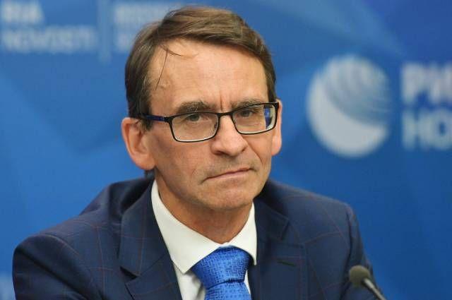 Ректор Российского университета транспорта Александр Климов.