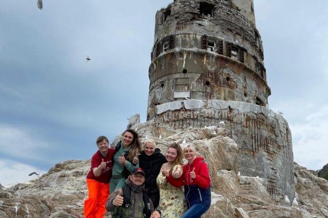 Туристов на Сахалин манят дикие и неприступные места.