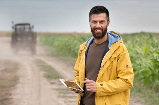 Автор образовательного проекта Россельхозбанк составил портрет фермера 21 века.