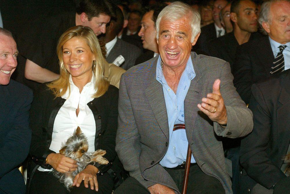 Второй супругой актёра стала манекенщица Натти Тардивель (1961), брак длился с декабря 2002 по лето 2008 года. В этом браке родилась дочь Стелла (2003)