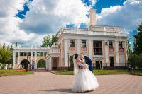 Когда-то нынешний Дворец бракосочетания на Автозаводе принимал не женихов с невестами, а юных железнодорожников.