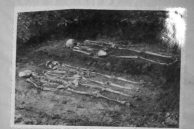 Люди здесь жили ещё в V-IX веках нашей эры.