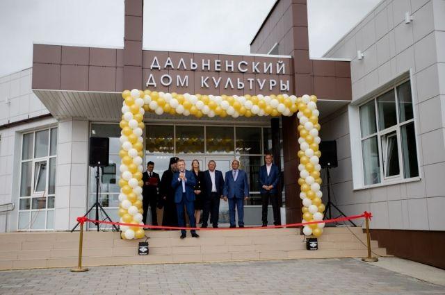 В церемонии принял участие мэр областной столицы Сергей Надсадин.