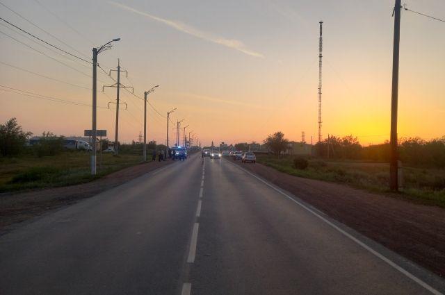 В Оренбургской области выявлено семь дорог с высокой концентрацией ДТП.