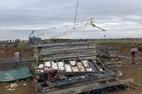 Работал без каски: в Оренбурге на стройке погиб 40-летний стропальщик.
