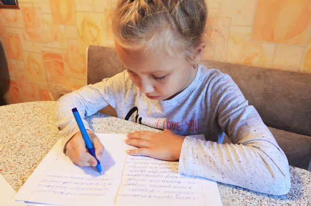 «Буквы разные писать тонким пёрышком в тетрадь» учат с 1-го класса. Но навык быстро утрачивается...