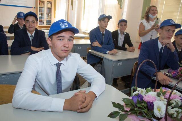 Газовики по сложившейся традиции поздравили школьников с началом учебного года.