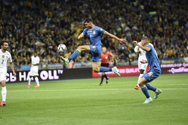 Ничейный синдром: Сборная Украины по футболу в отборе на Мундиаль-2022