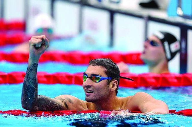 Если брать в расчет медали Паралимпиады-2016 Рио, то Максим Крипак уже 10-кратный чемпион игр!
