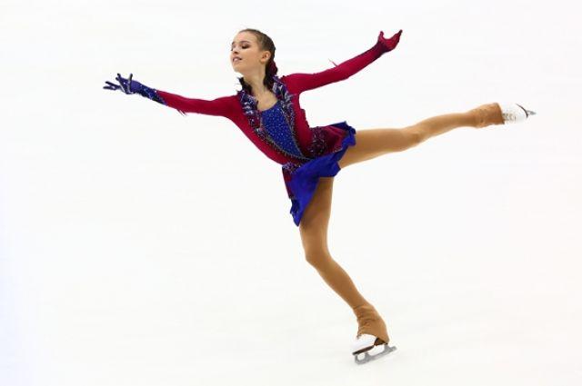 Чемпионка мира выйдет на лед вместе с красноярскими юными спортсменами.