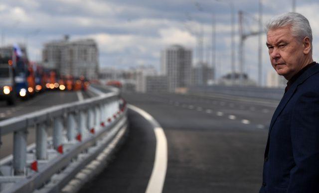Собянин оценил ход реализации городских проектов развития в ЮЗАО