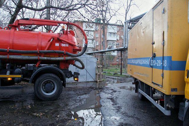 В России на ликвидацию аварий в ЖКХ уходит около 8 часов