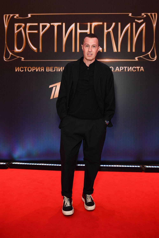 Актёр Игорь Верник