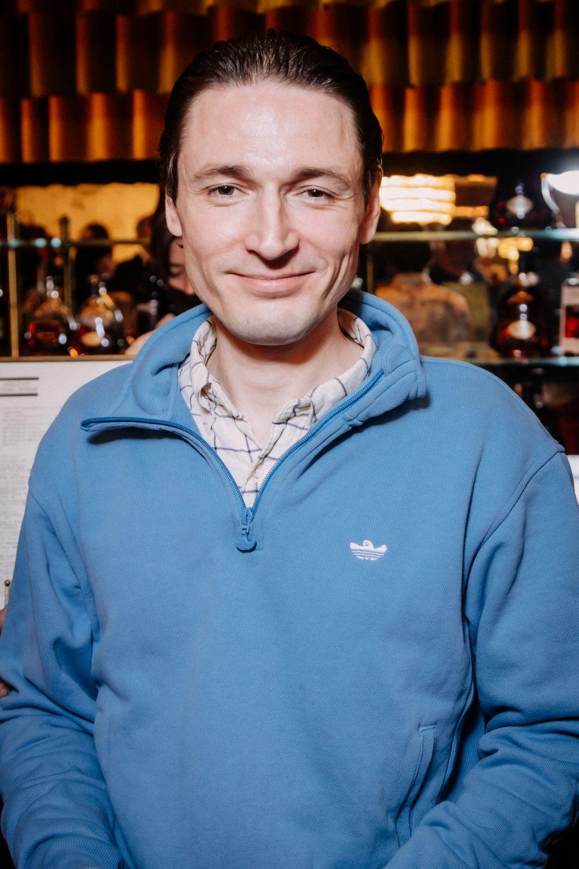 Актёр Алексей Филимонов