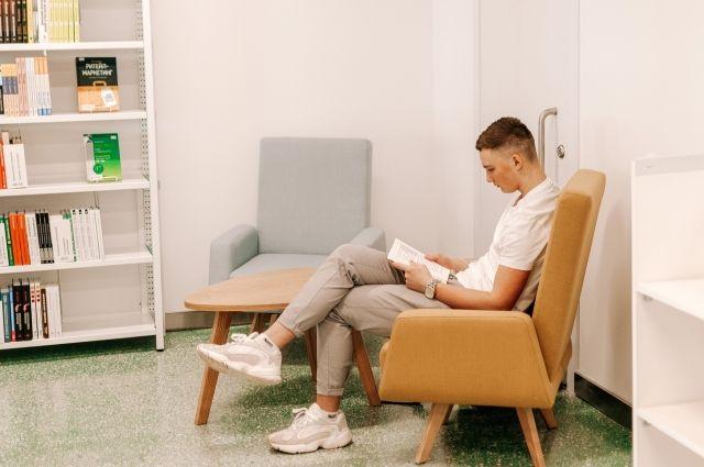 За основу концепции была взята библиотека в Хельсинки.