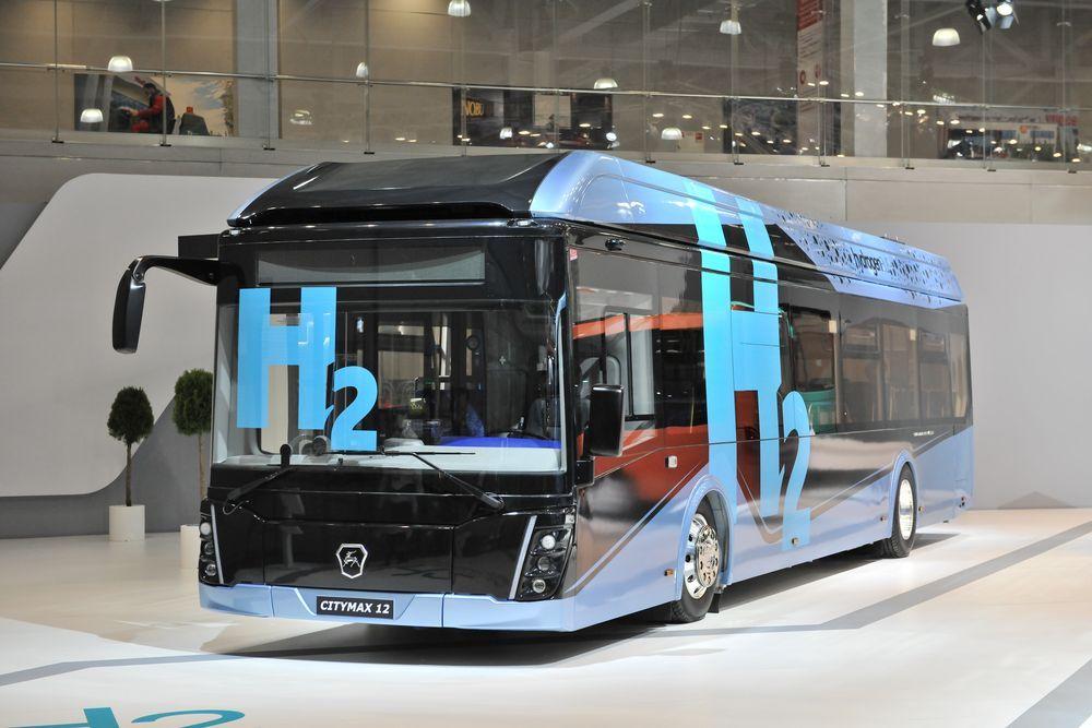 Водоробус большого класса CITYMAX Hydrogen