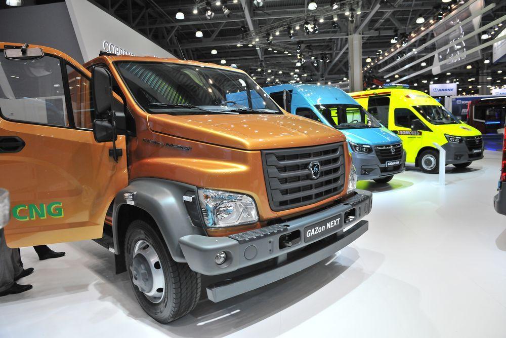 10-тонный «ГАЗон NEXT» с 6-ступенчатой коробкой передач и системами ADAS