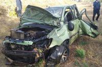 В ДТП на трассе Казань-Оренбург-Акбулак погибли два пассажира и сильно пострадал водитель Hyundai.