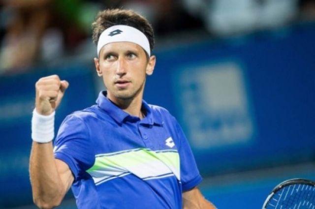 Стаховский завершил борьбу в турнире Kyiv Open 2021.