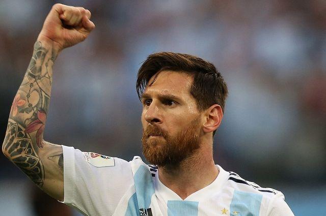 Хет-трик Месси принес Аргентине победу над Боливией в матче отбора на ЧМ