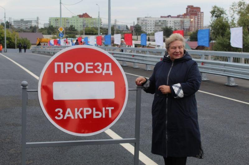 Татьяна Недопекина, руководитель строительной фирмы, обещала, что мост простоит 50 лет