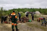 Спасатели Ямалспаса сопровождают учебно-полевые сборы