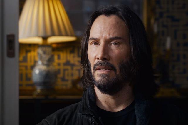 Кадр из фильма «Матрица: Воскрешение».