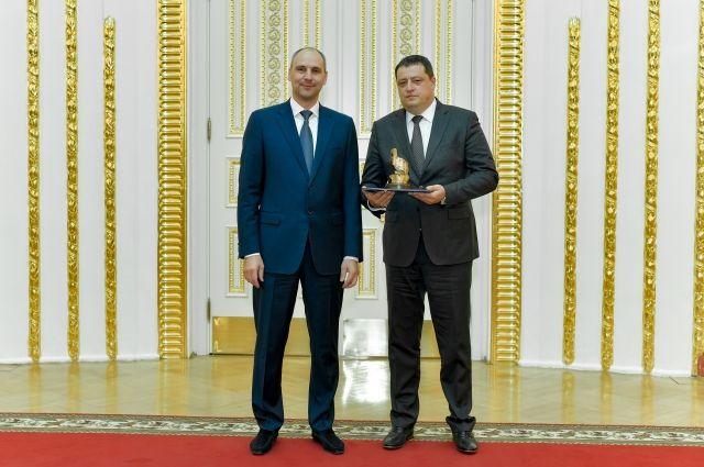 «Газпромнефть-Оренбург» признан лучшим предприятием региона в области экологической ответственности и социальной эффективности.