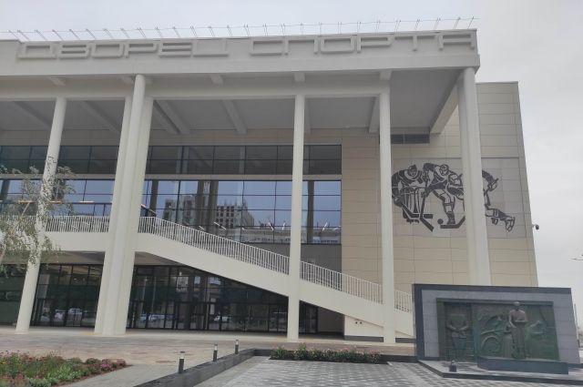 В Самаре закончилась реконструкция Ледового дворца спорта.