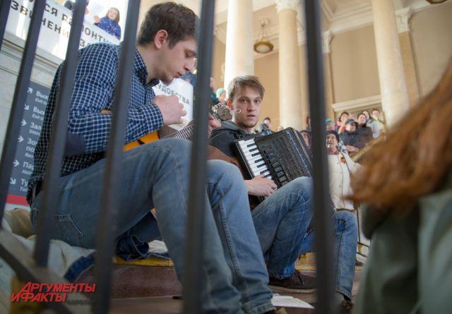Отсрочка от армии. ЕР предлагает поддержать студентов творческих профессий