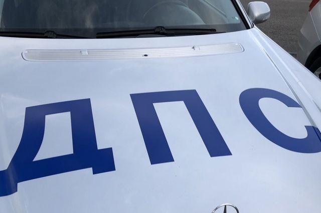 В Бузулуке житель Свердловской области попал в ДТП.
