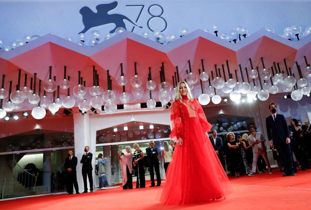 Американская актриса Кейт Хадсон