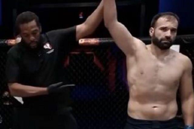 Азамат Мурзакаyов проведёт первый бой в UFC в ноябре