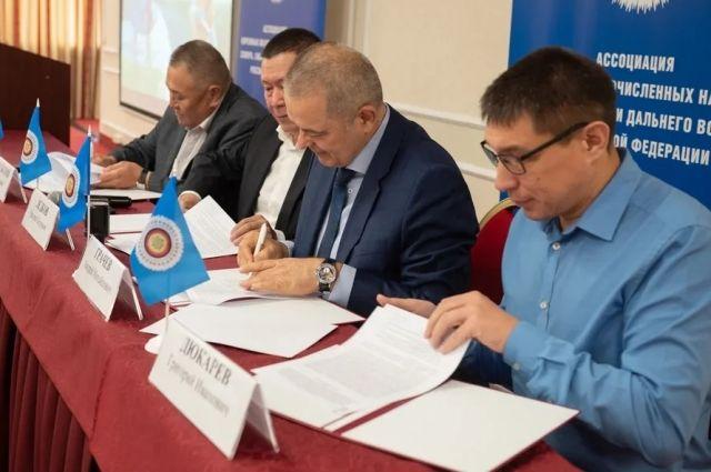 «Норникель» и ассоциация коренный малочисленных народов Таймыра подписали допсоглашение.