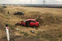 На трассе Оренбург — Самара в ДТП погибла женщина и пострадала трехлетняя девочка.