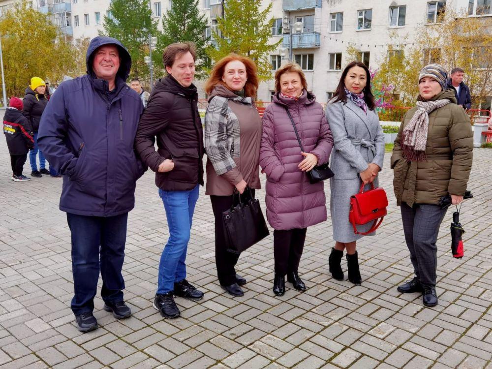Харповчане отмечают с 53-летие поселка.