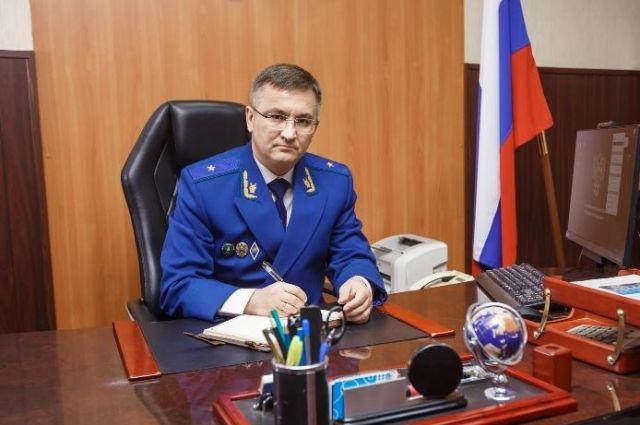 Прокурор Оренбургской области 13 сентября проведет прием жителей Орска.