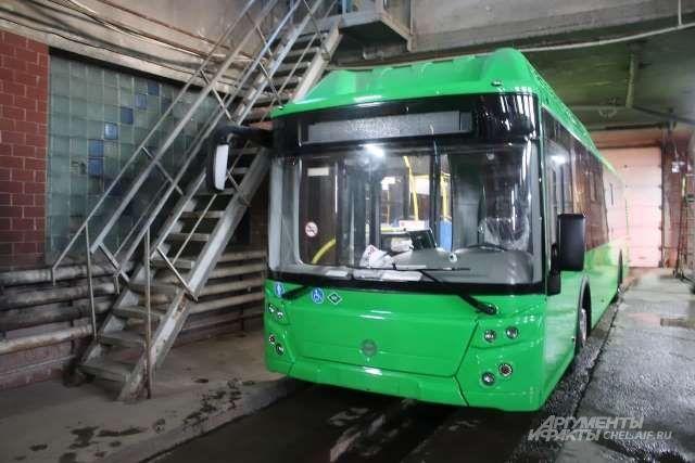 В 2020 году Челябинск уже получил партию низкопольных ЛиАЗов.