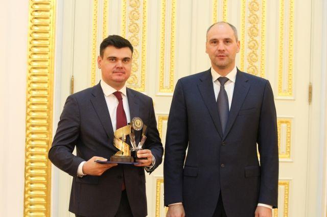 Уральская Сталь стала победителем конкурса «Лидер экономики Оренбургской области-2021».