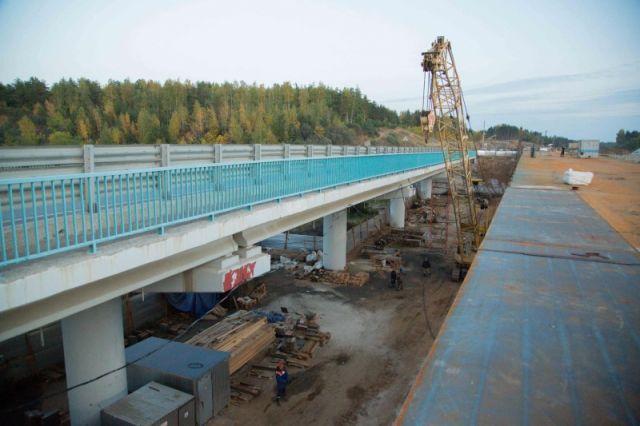 В сентябре 2021 года в российских городах открываются три новых моста
