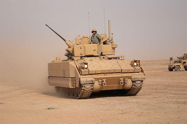 M2 Bradley.