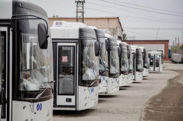 Новый полукольцевой автобусный маршрут № 250 начал работать в областном центре с 13 сентября.